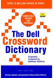 Crosswords/Dictionaries: The Dell Crossword
