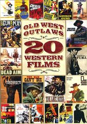 Old West Outlaws: 20 Western Films (4-DVD)