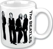 The Beatles - White: 12 oz. Ceramic Mug