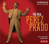 The Real Perez Prado (3-CD)