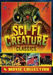 Sci-Fi Creature Classics: 4-Movie Collection (20