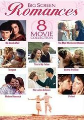 Big Screen Romances: 8-Movie Collection (2-DVD)