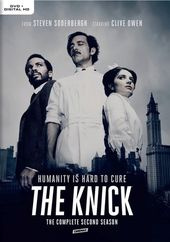 The Knick - Complete 2nd Season (4-DVD)