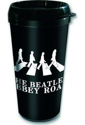 The Beatles - Abbey Road 16 oz. Acrylic Travel Mug