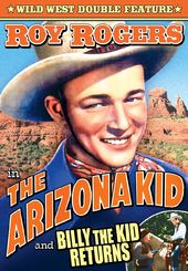 Roy Rogers Double Feature: The Arizona Kid (1939)