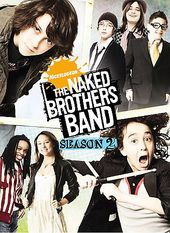Naked Brothers Band - Season 2 (2-DVD)