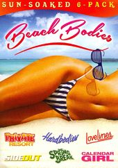 Beach Bodies - 6-Movie Set (2-DVD)