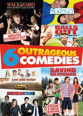 Outrageous Comedies: 6 Movie Collection (2-DVD)