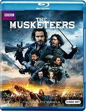 The Musketeers - Complete Series 3 (Blu-ray)
