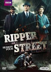 Ripper Street - Season 4 (2-DVD)