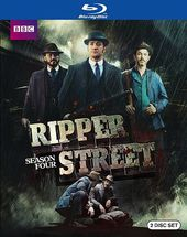 Ripper Street - Season 4 (Blu-ray)