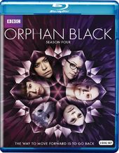 Orphan Black - Season 4 (Blu-ray)