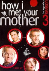 How I Met Your Mother - Season 3 (3-DVD)