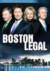 Boston Legal - Season 4 (5-DVD)
