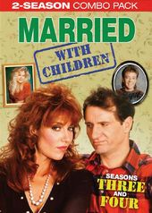 Married... With Children - Seasons 3 & 4 (4-DVD)