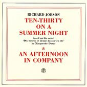 Ten-Thirty on a Summer Night / An Afternoon in