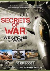 Secrets of War: Weapons of War