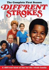Diff'rent Strokes - Complete 1st Season (2-DVD)
