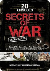 Secrets of War: Declassified [Tin Case] (4-DVD)