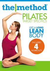 The Method - Pilates Target Specifics: Abs, Arms,