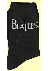 The Beatles - Drop T Logo Women's Socks