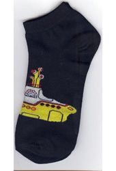 The Beatles - Yellow Submarine Women's Socks