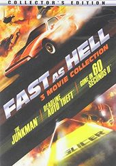 Fast As Hell Collection (The Junkman / Deadline
