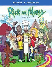 Rick and Morty - Season 2 (Blu-ray)