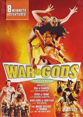 War Gods Collection (4-DVD)