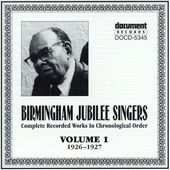 Complete Recorded Works, Volume 1 (1926-1927)