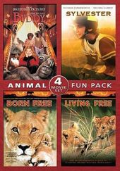 Animal Fun Pack (Buddy / Sylvester / Born Free /