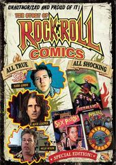 Unauthorized: The Story of Rock-N-Roll Comics