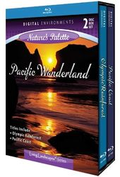 Living Landscapes: Pacific Wonderland (Blu-ray)