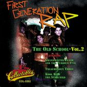 First Generation Rap - The Old School, Volume 2