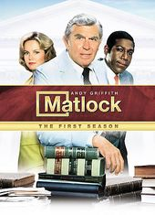Matlock - Season 1 (7-DVD)