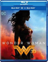 Wonder Woman (2017) (3D Blu-ray + Blu-ray +