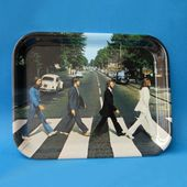 The Beatles - Abbey Road Tray