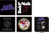 Black Sabbath - 4 Piece Coaster Set