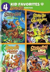 4 Kid Favorites: Scooby-Doo! Monsters (2-DVD)