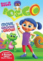 Bo on the Go - Move, Groove & Grow (3-DVD)