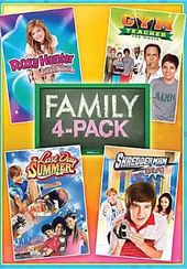 Family 4-Pack (Roxy Hunter and the Myth of the