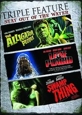 Stay Out of the Water - Triple Feature (3-DVD,