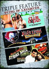 Dying of Laughter - Triple Feature (3-DVD, Pan,