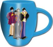 The Beatles - Yellow Submarine 16 oz. Oval Mug