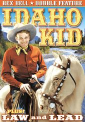 Rex Bell Double Feature: Idaho Kid (1936) / Law