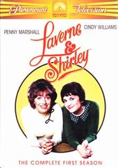 Laverne & Shirley - Complete 1st Season (3-DVD)