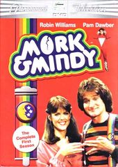 Mork & Mindy - The Complete 1st Season (4-DVD)