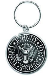 The Ramones - Presidential Seal Keychain
