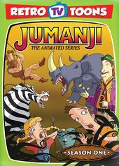 Jumanji: The Animated Series - Season 1