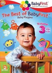 The Best of BabyFirst: Baby Playpen